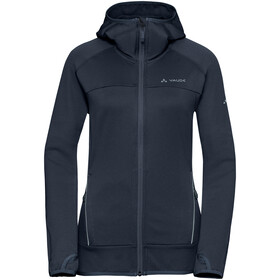 VAUDE Tekoa Fleece Jas Dames, eclipse